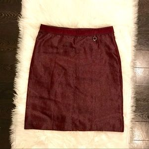 Club Monaco Pencil Skirt
